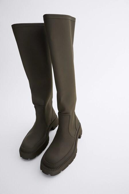 Zara Bf 2020 Zapatos Suela Ruda 03
