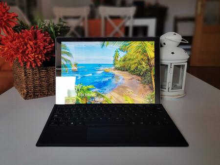 Surface Pro 7 Plus 8