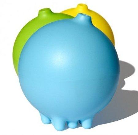 La adivinanza decorativa del viernes: esferas de colores