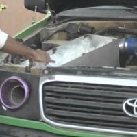 Bricopasión™: Drifting árabe con turbo refrigerado 'on the rocks'