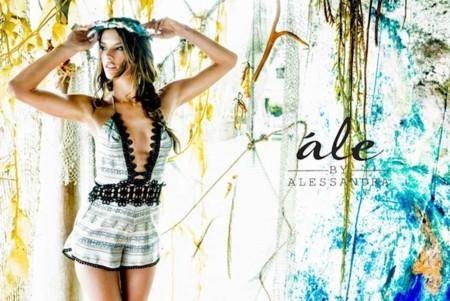 Ale Alessandra Ambrosio Coachella 2015 11