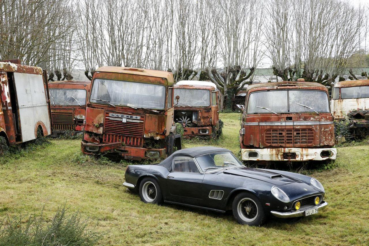 Foto de Descubren más de 100 clásicos en un granero francés (8/27)