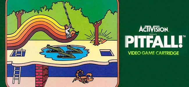 Activision Pitfall!