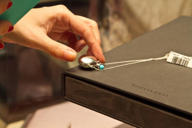 Evento Tiffany & Co: una cita con Elsa Peretti