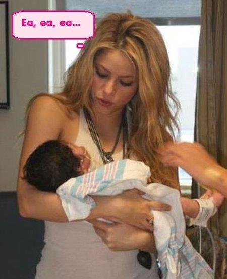 Waka-rumor desmentido: Shakira NO está embarazada