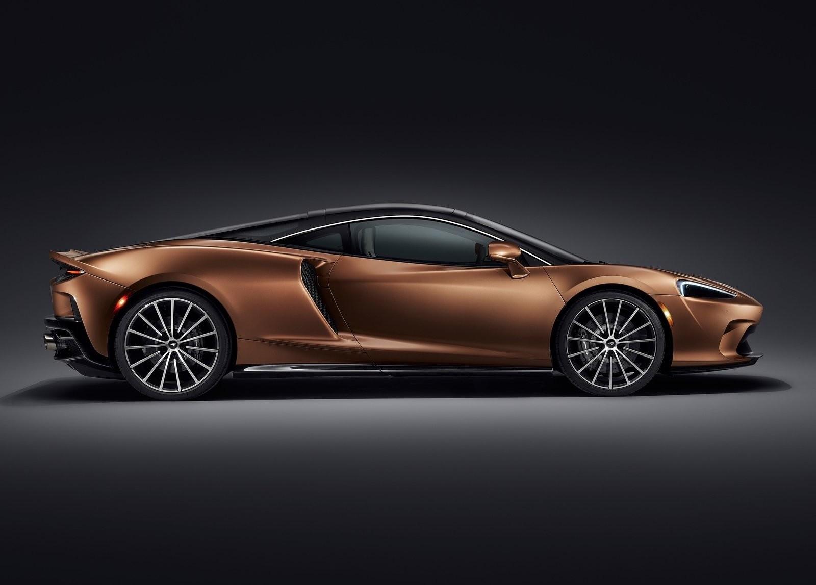 Foto de McLaren GT 2020 (5/24)