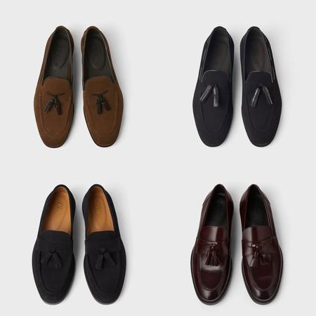 Hombre Mocasines Trendencias Hombre Tendencia Moccasins Loafers 2019