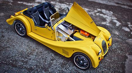 Morgan Plus E, un deportivo eléctrico en Ginebra