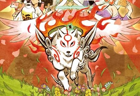 Okami HD ya se puede pre-descargar y Capcom lo celebra con una nueva ración de vídeos e imágenes