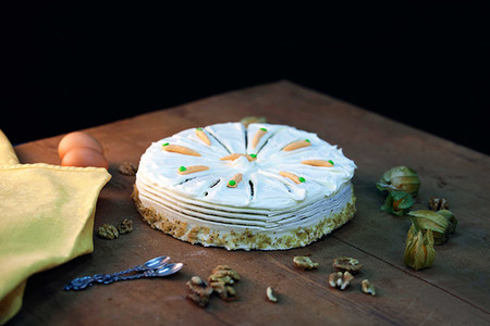 Carrot Cake Las Tartas De Zarina Mejores Tartas Dezanahoria De Madrid