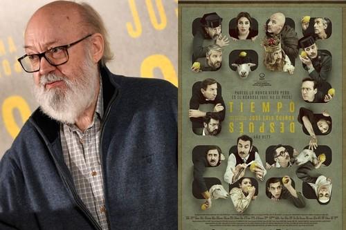 """""""Las banderas y los escudos son simplificaciones insultantes y peligrosas"""". José Luis Cuerda, director de 'Tiempo después'"""