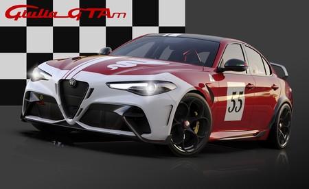 Los 500 Alfa Romeo Giulia GTA y GTAm se vuelven aún más sublimes con decoraciones legendarias a la carta