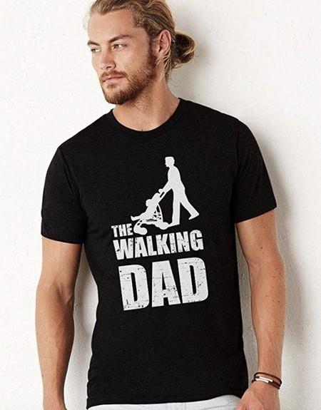 Camiseta Walking Dad