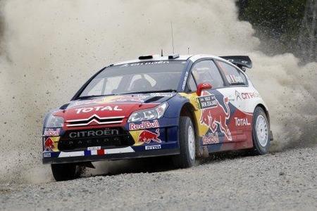 Sébastien Ogier sigue líder mientras que Loeb ya es segundo