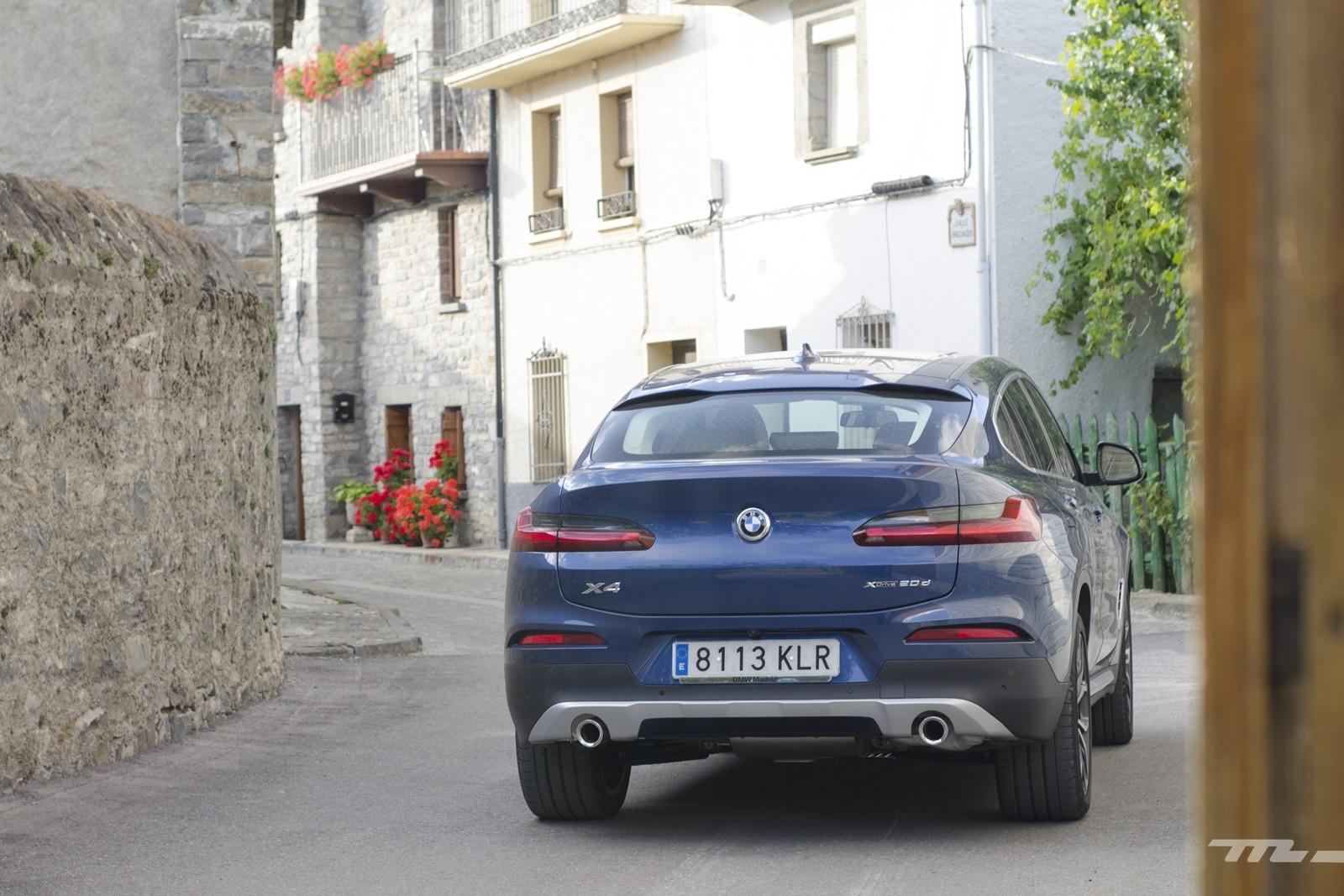 Foto de BMW X4 2018, prueba (31/65)