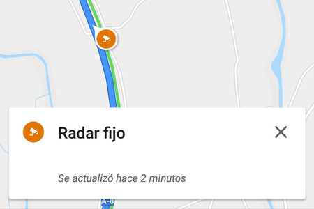 Google Maps Radar España