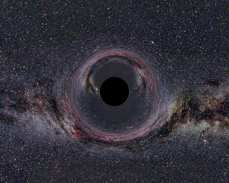 Black Hole Milkyway