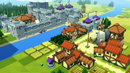 Kingdoms and Castles busca financiamiento a través de la plataforma Fig