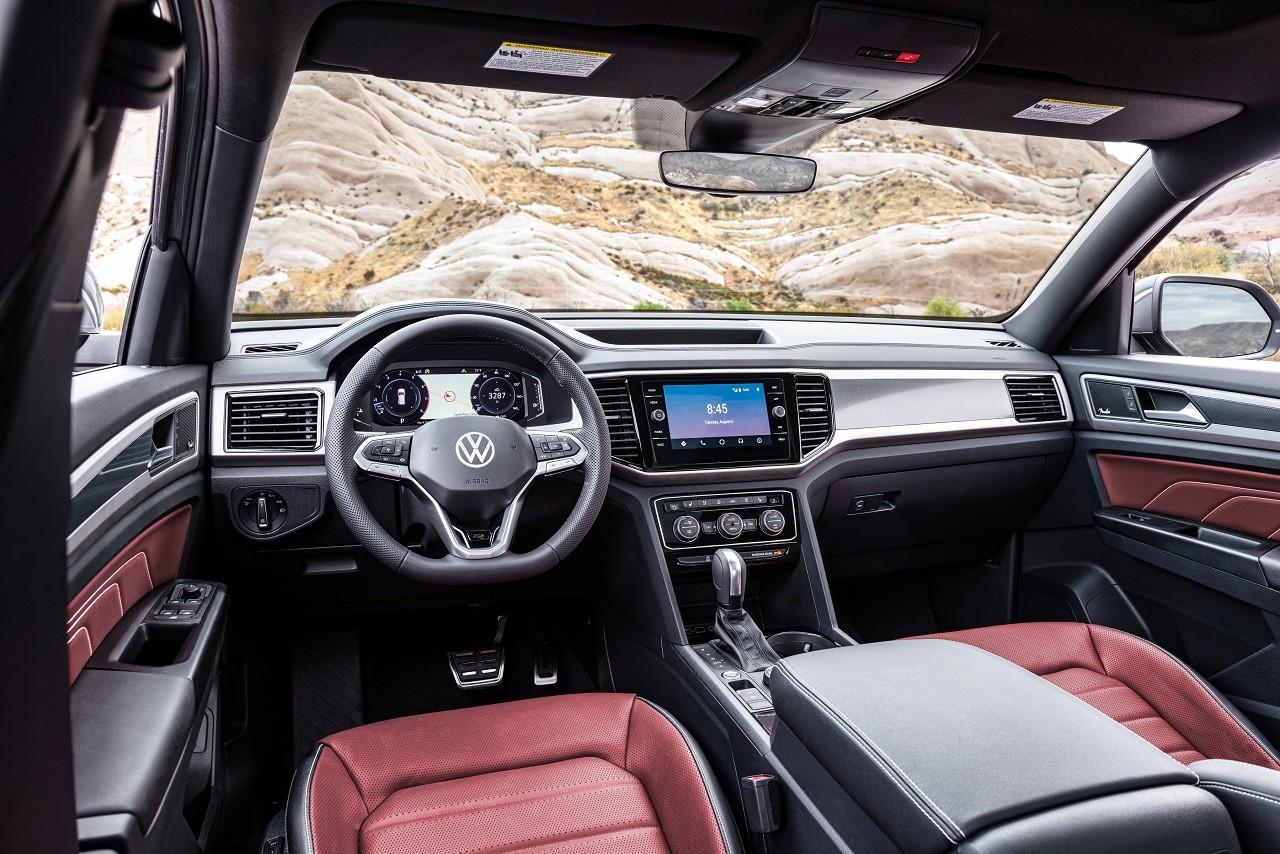 Volkswagen Teramont Cross Sport