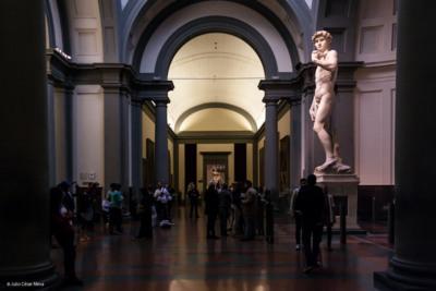 Galería de la Academia de Florencia: el museo del David de Miguel Ángel