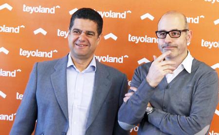 Ignacio Tello y Frances Rifé, responsables de Teyoland
