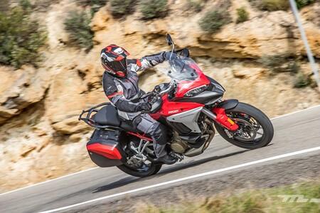 Ducati Multistrada V4 2021 Prueba 007