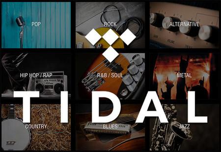 Tidal mejora la información que ofrece la plataforma: crecen los datos sobre los creadores de nuestras canciones favoritas
