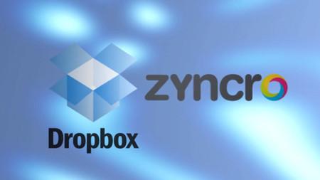 Zyncro suma Dropbox a su ecosistema de aplicaciones