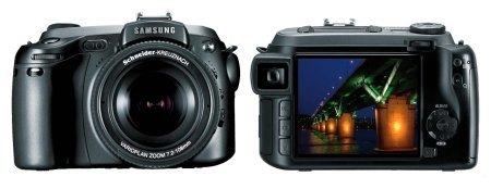Captura el mundo con la Samsung Digimax Pro815