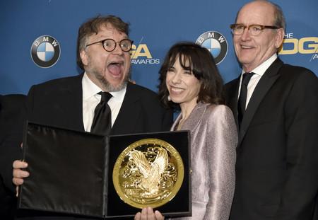 Guillermo del Toro triunfa en los premios del sindicato de directores y se convierte en el gran favorito para el Óscar