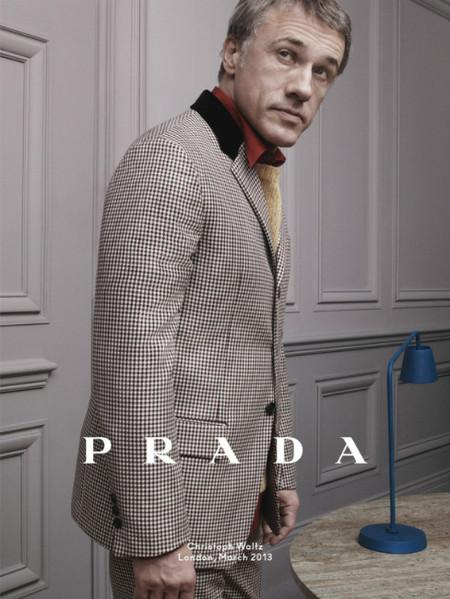 Ganas de otoño con la nueva campaña de Prada