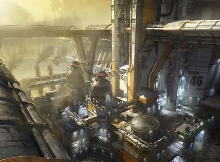 Titanfall: imágenes del segundo mapa del DLC Expedition