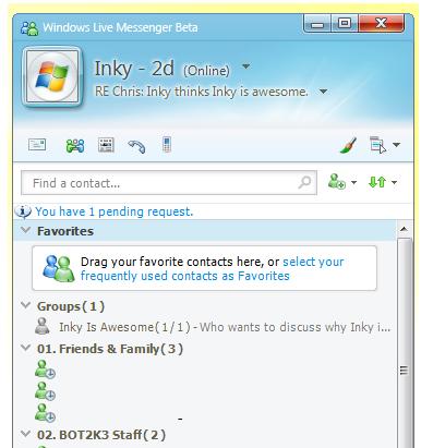 Más información sobre las nuevas prestaciones de Windows Live Messenger 9