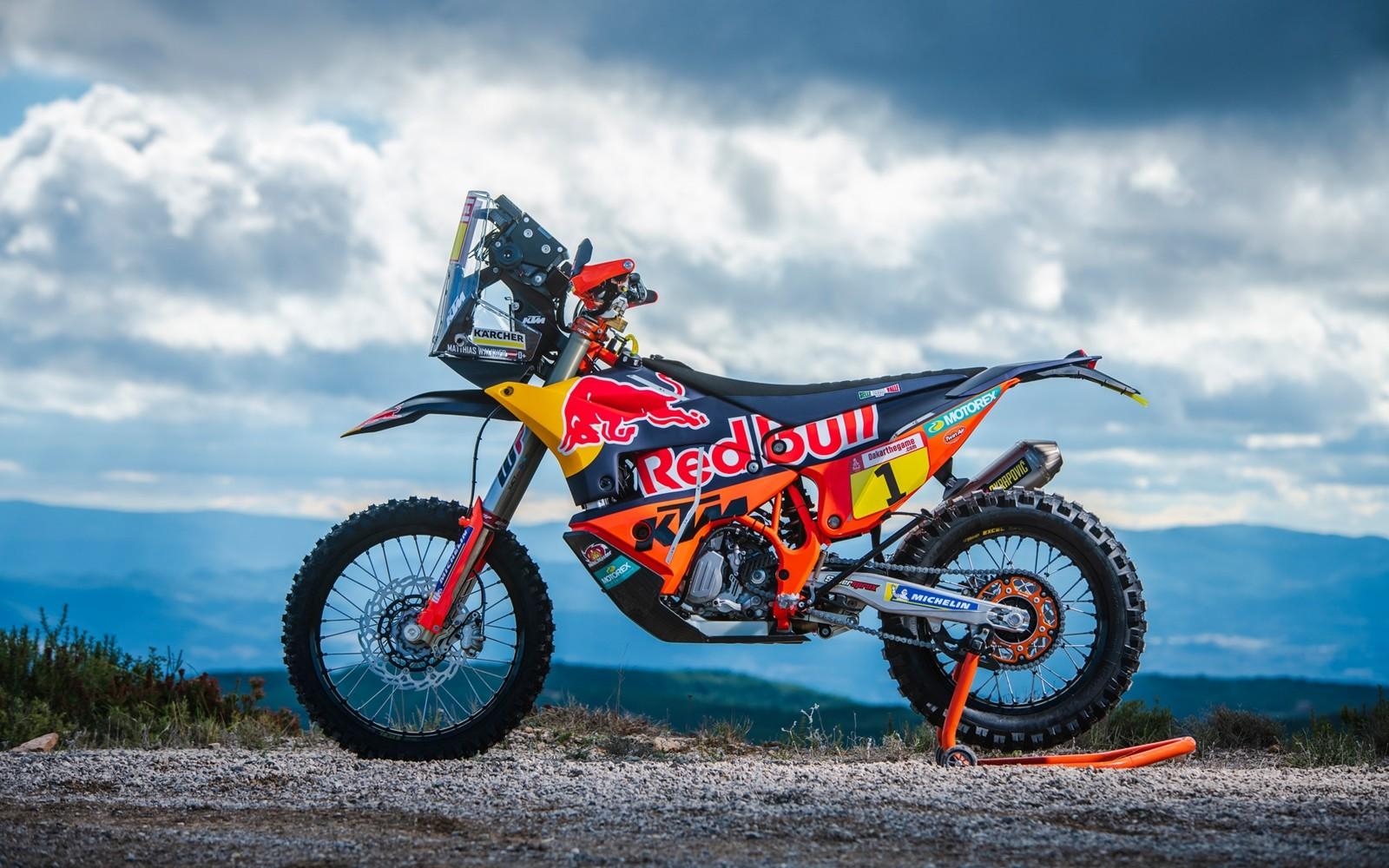 Foto de KTM 450 Rally Dakar 2019 (80/116)