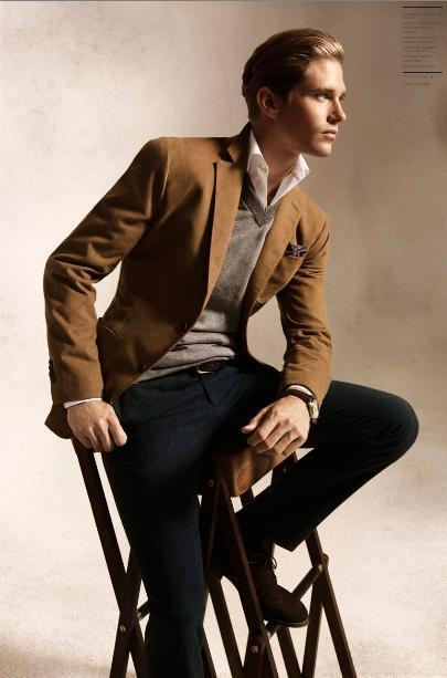 Smart Casual en Massimo Dutti Septiembre Lookbook