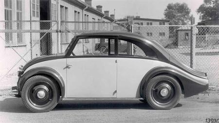 Mercedes-Benz inspirado por Ganz, 1931
