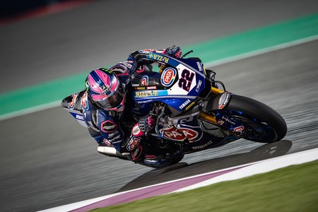 Alex Lowes Sbk Catar 2019