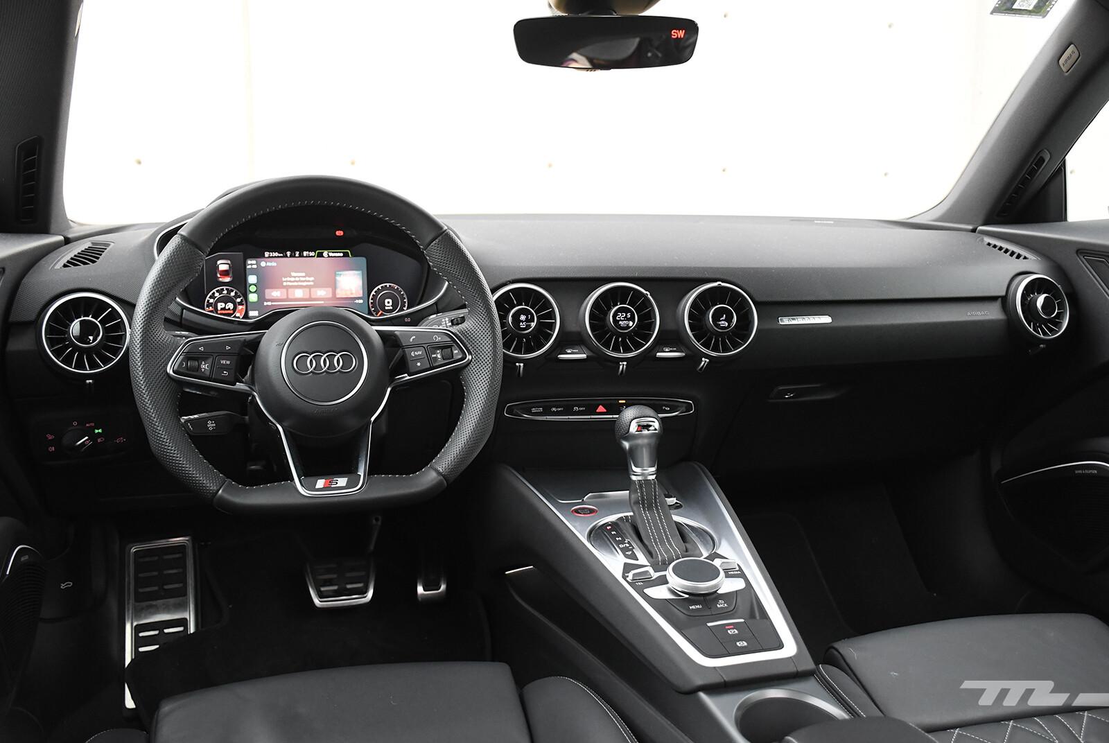 Foto de Audi TTS (prueba) (19/29)