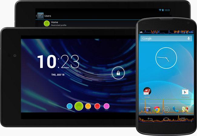 Android 4.3 disponible: conservador y evolucionario