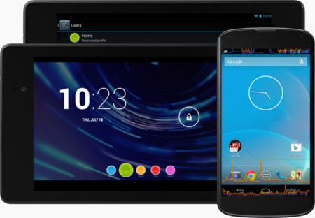 Android 4.3 disponible: conservador y evolucionario