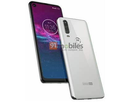 Motorola One Action Render Oficial