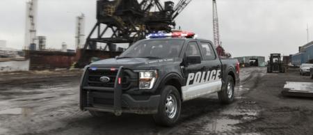 Ford F150 Police Responder 2021 2
