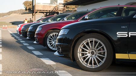 Dunlop Sport Maxx RT y Sport Maxx Race, presentación y prueba en Ascari