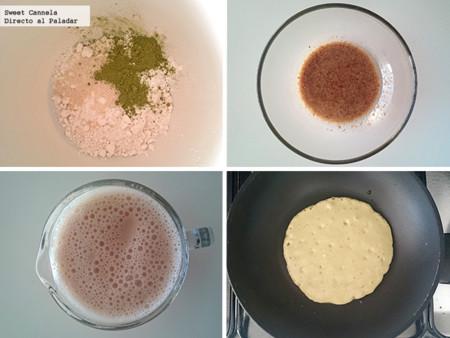 Preparacion Hot Cakes