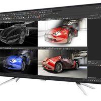 Llegan más monitores de 43 pulgadas con resolución 4K: el de Philips parece un televisor