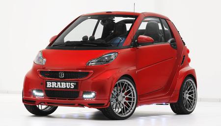 Brabus Ultimate 120, un cabrio muy bravo