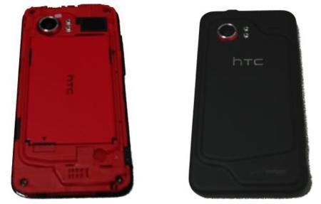HTC Incredible, nuevas imágenes e inesperadas especificaciones
