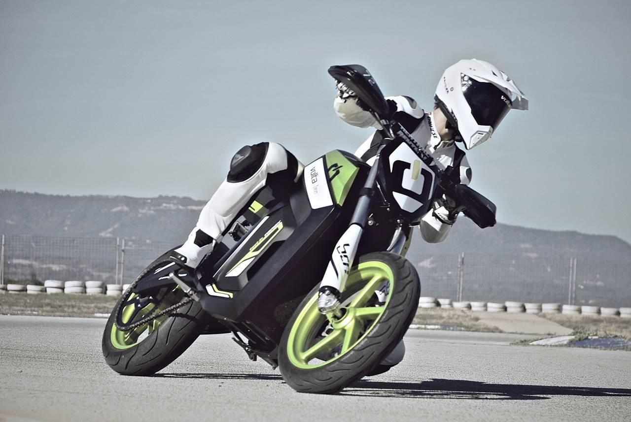 Foto de Salón de Milán 2012: Volta Motorbikes entra en la fase beta de su motocicleta - Volta BCN Track (24/28)