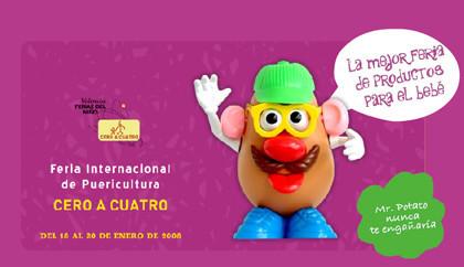 20ª edición de la Feria Internacional de Puericultura en Valencia, Cero a Cuatro 2008