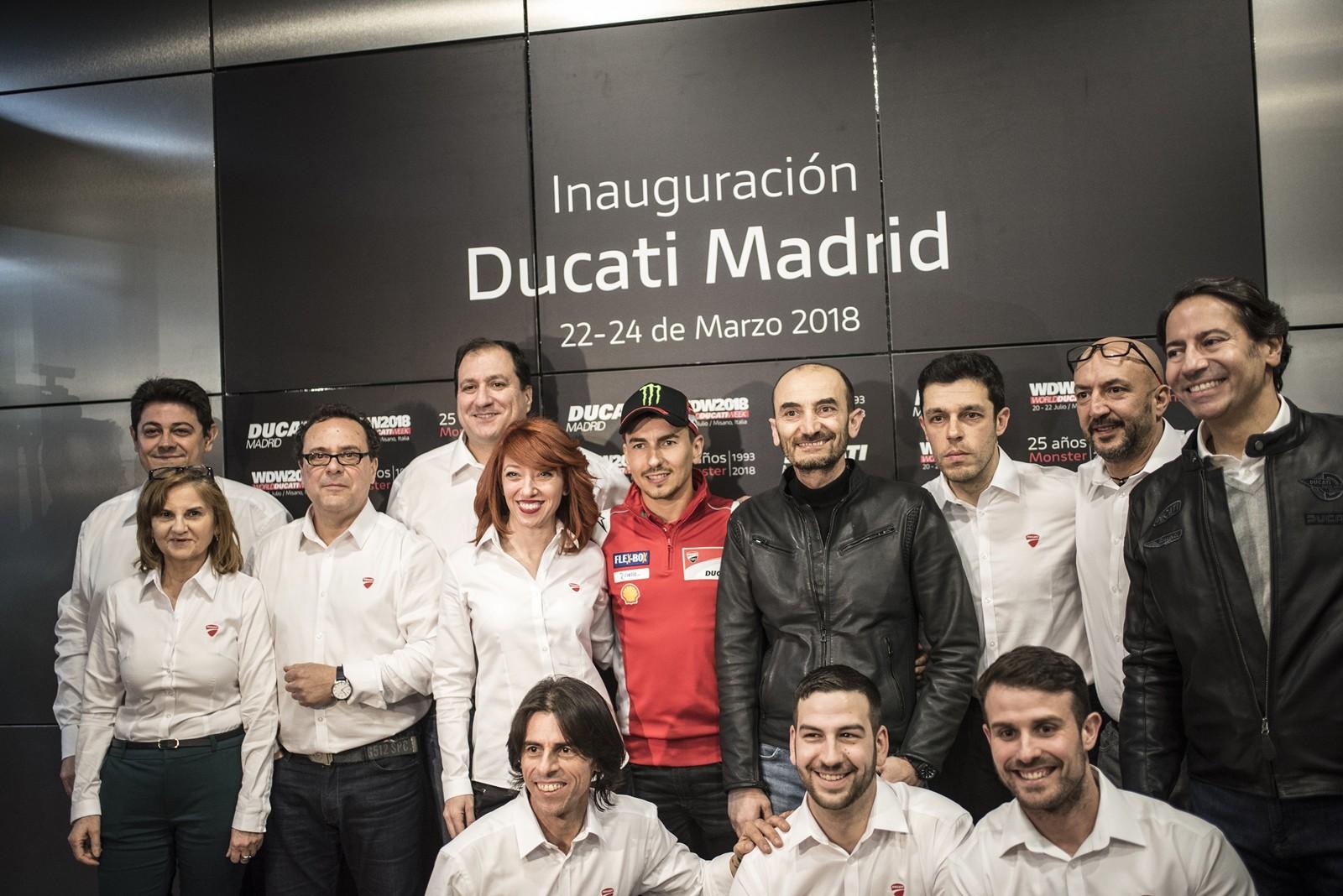 Foto de Ducati Madrid (2/9)